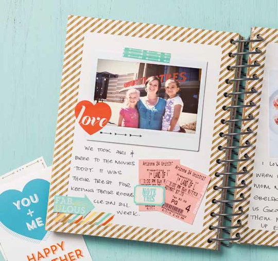 Capturing Memories for Busy Folks