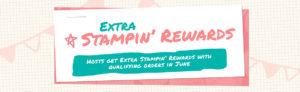 Extra Stampin' Rewards