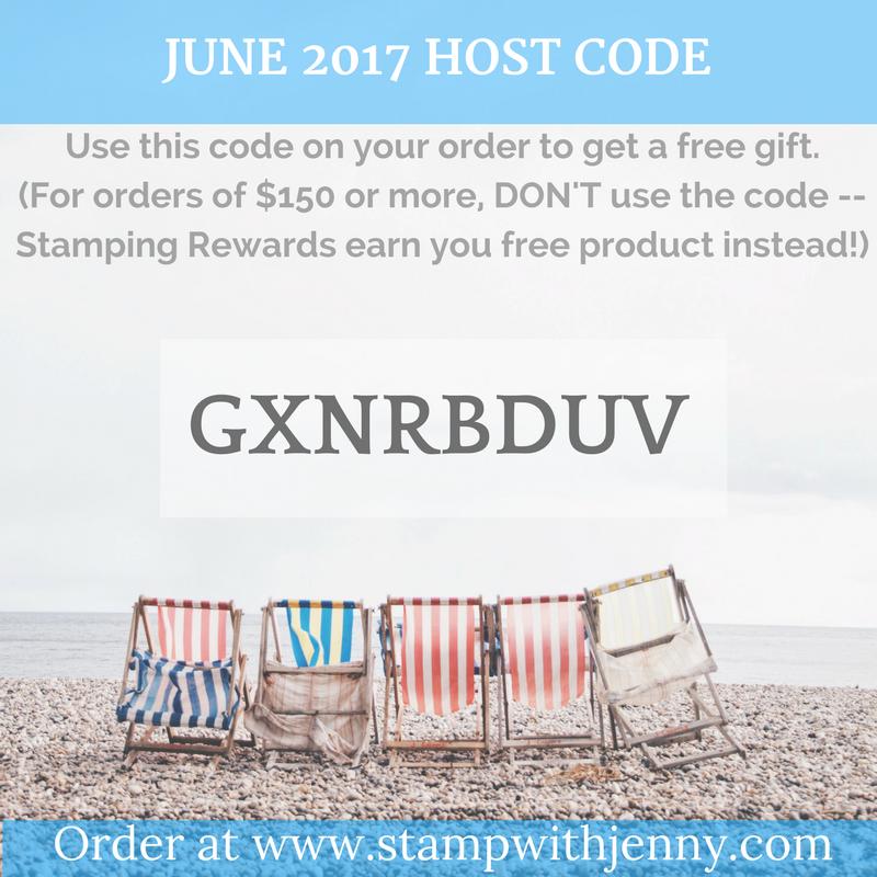 June Host Code GXNRBDUV