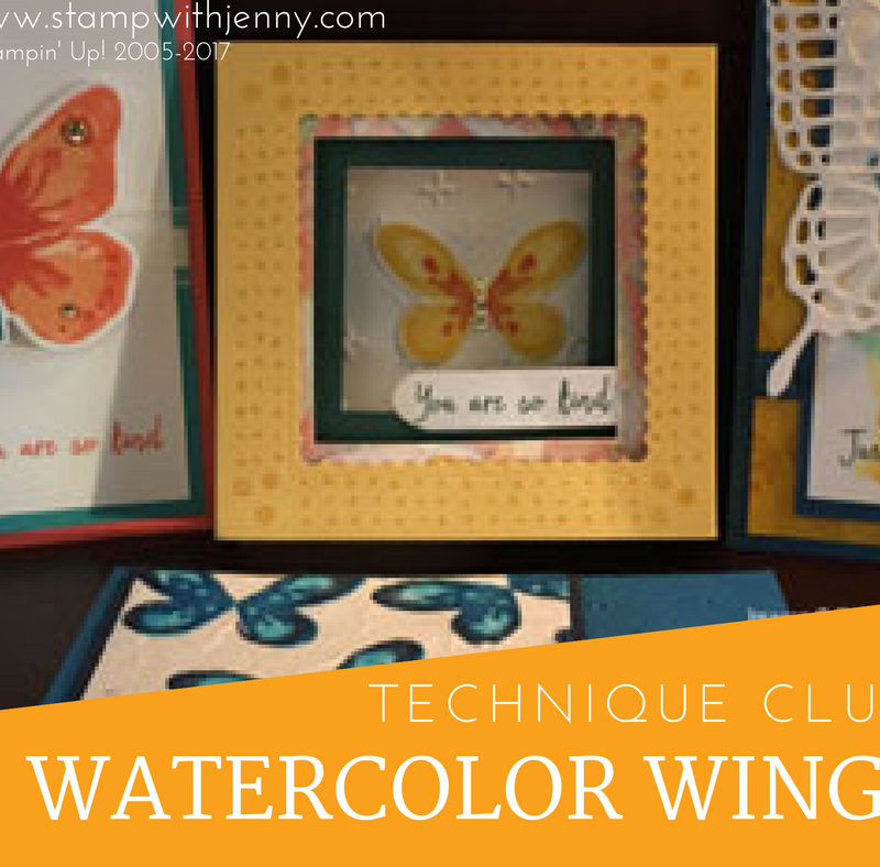 Hurry! Don't miss your chance to become a watercoloring expert — the deadline is approaching for the June Technique Club!