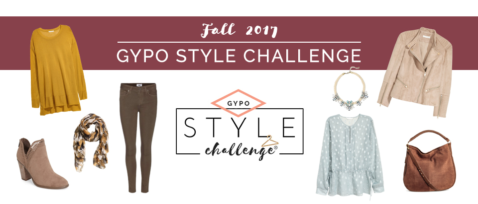 Join the Fall 2017 Style Challenge With Me!