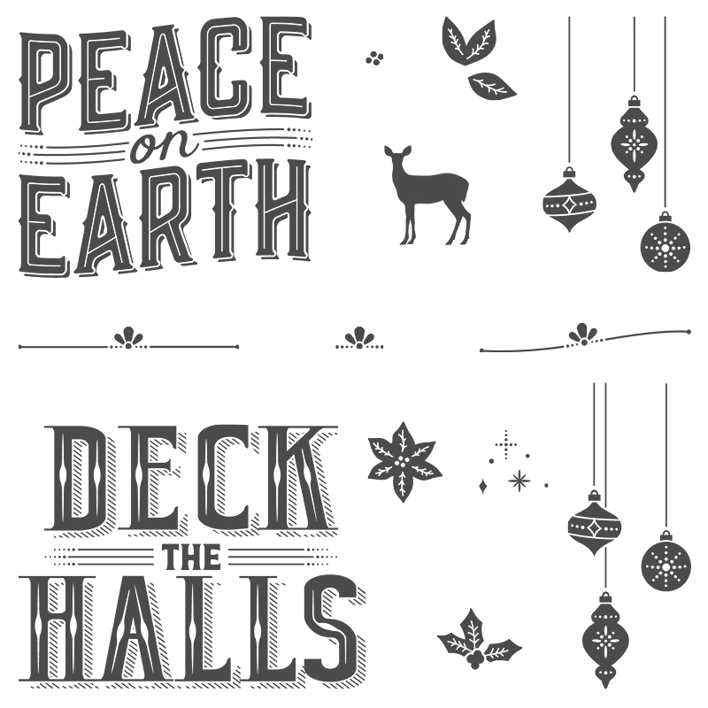 Stampin' Up!'s Carols of Christmas