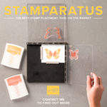 Introducing the Stamparatus Stamp Placement Tool