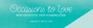 2018 Occasions Catalog by Stampin' Up!